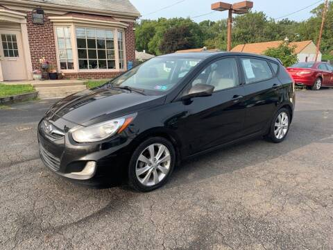 2012 Hyundai Accent for sale at Image Auto Sales in Bensalem PA