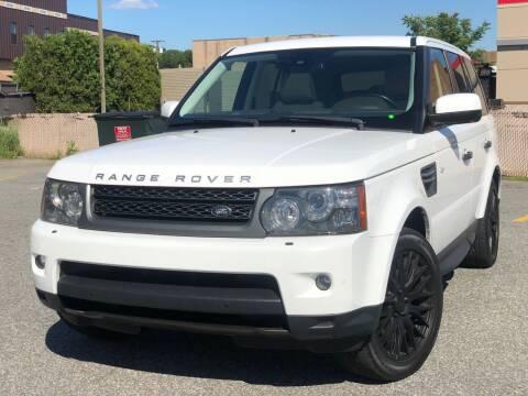 2011 Land Rover Range Rover Sport for sale at MAGIC AUTO SALES - Magic Auto Prestige in South Hackensack NJ