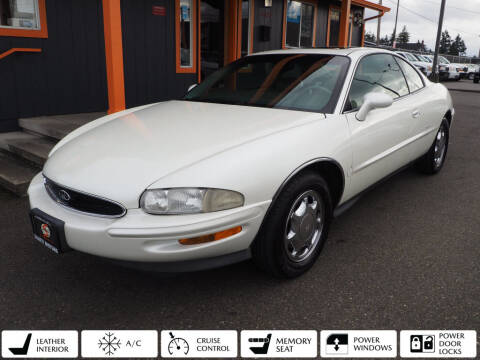 1999 Buick Riviera for sale at Sabeti Motors in Tacoma WA