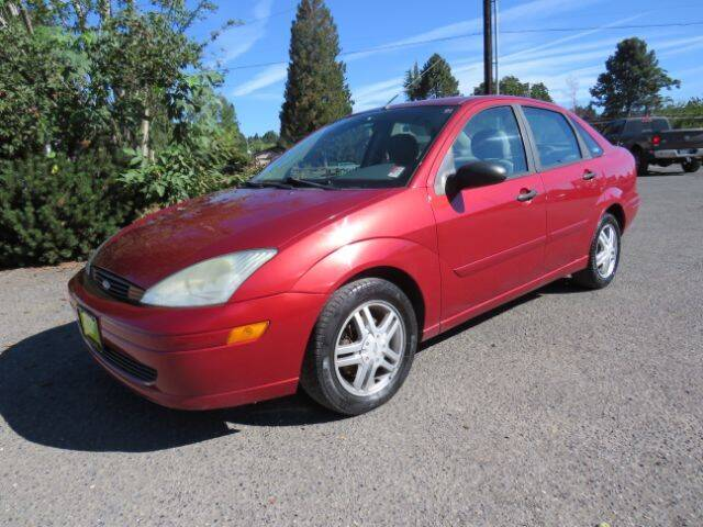 2002 Ford Focus for sale at Triple C Auto Brokers in Washougal WA