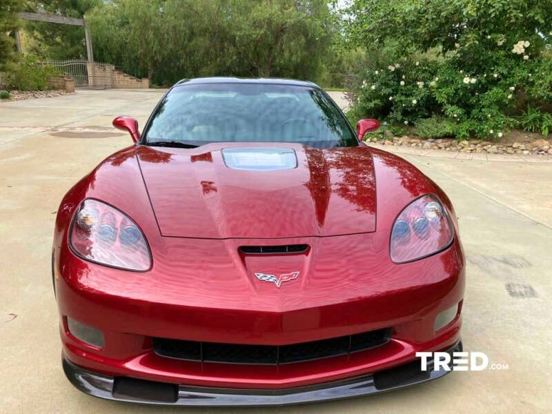2011 Chevrolet Corvette for sale in San Diego, CA