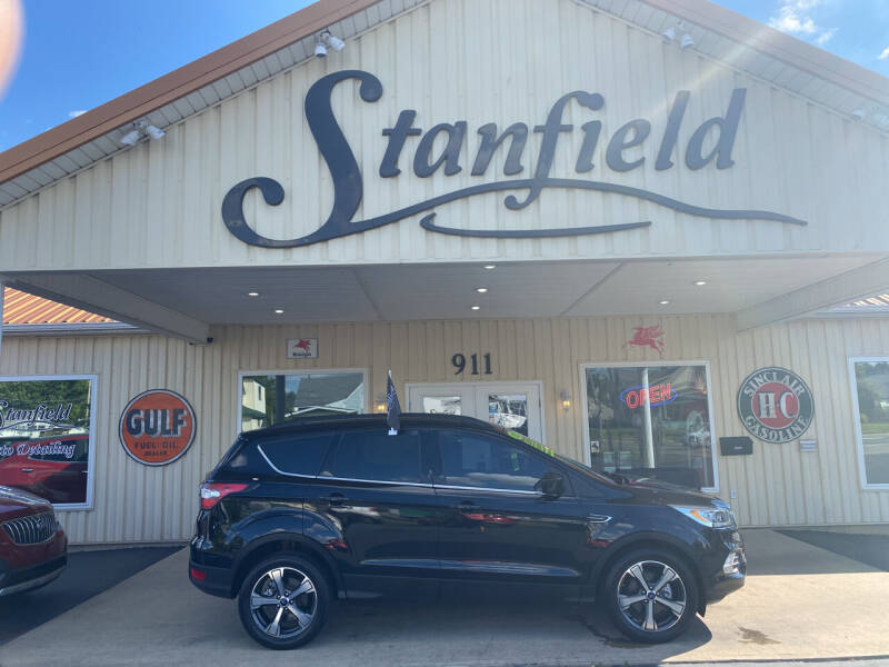 2017 Ford Escape for sale at Stanfield Auto Sales in Greenfield IN