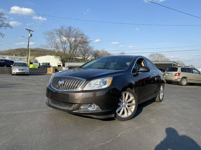 2013 Buick Verano for sale at Auto Credit Group in Nashville TN