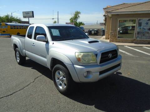 2006 Toyota Tacoma for sale at Team D Auto Sales in St George UT