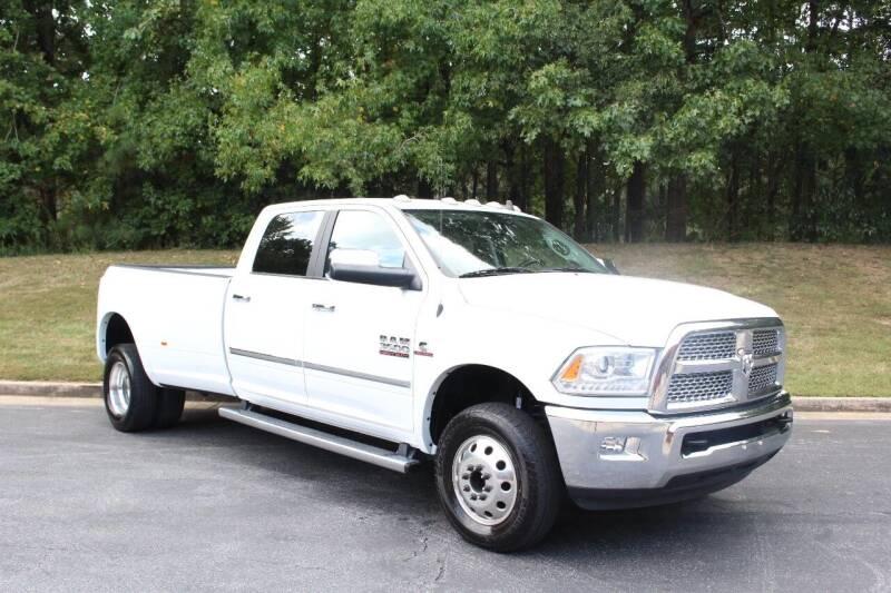 2015 RAM Ram Pickup 3500 for sale at El Patron Trucks in Norcross GA