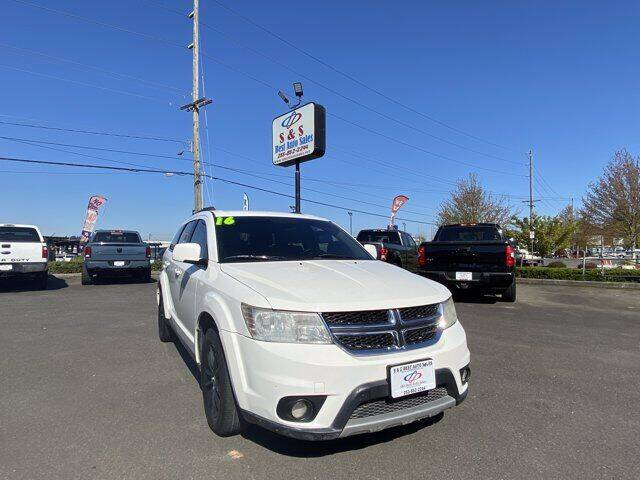 2016 Dodge Journey for sale at S&S Best Auto Sales LLC in Auburn WA