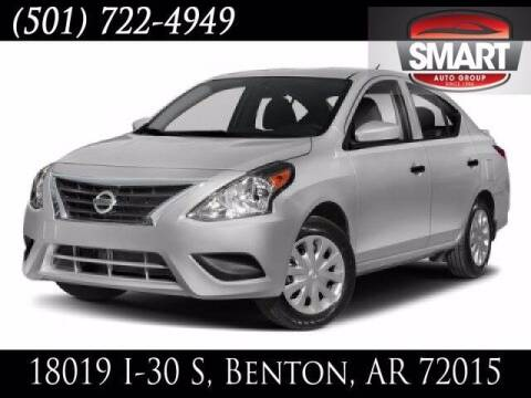 2018 Nissan Versa for sale at Smart Auto Sales of Benton in Benton AR