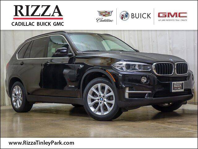 2016 BMW X5 for sale at Rizza Buick GMC Cadillac in Tinley Park IL