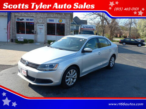 2014 Volkswagen Jetta for sale at Scotts Tyler Auto Sales in Wilmington IL