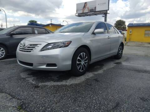 2009 Toyota Camry for sale at AUTOPARK AUTO SALES in Orlando FL