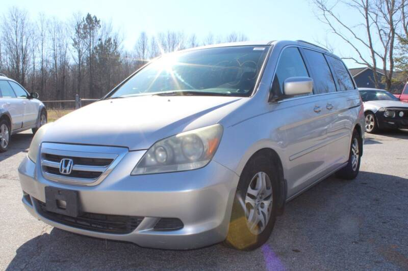 2006 Honda Odyssey for sale at UpCountry Motors in Taylors SC
