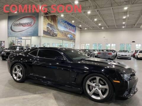2014 Chevrolet Camaro for sale at Godspeed Motors in Charlotte NC