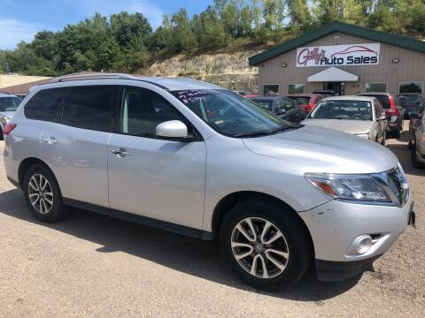 2013 Nissan Pathfinder for sale at Gilly's Auto Sales in Rochester MN