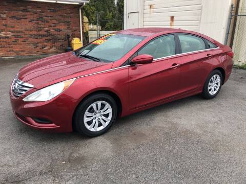 2011 Hyundai Sonata for sale at HarrogateAuto.com - tazewell auto.com in Tazewell TN
