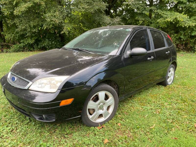 2005 Ford Focus for sale at Kenny Vice Ford Sales Inc - USED Vehicle Inventory in Ladoga IN