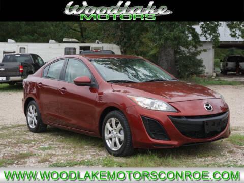 2010 Mazda MAZDA3 for sale at WOODLAKE MOTORS in Conroe TX