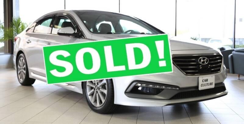 2016 Hyundai Sonata for sale at Car Culture in Warren OH