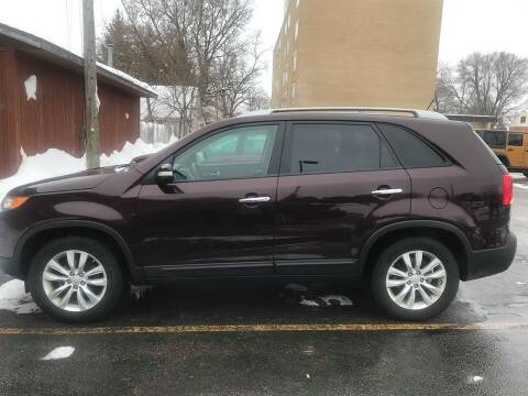 2011 Kia Sorento for sale at Cannon Falls Auto Sales in Cannon Falls MN