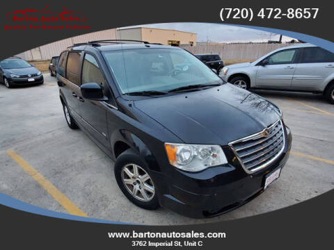 2008 Chrysler Town and Country for sale at Barton Auto Sales in Frederick CO