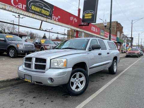 2007 Dodge Dakota for sale at Manny Trucks in Chicago IL