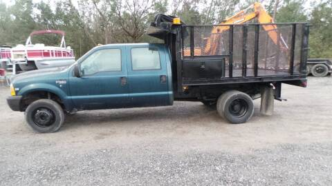 1999 Ford F-550 Super Duty for sale at action auto wholesale llc in Lillian AL