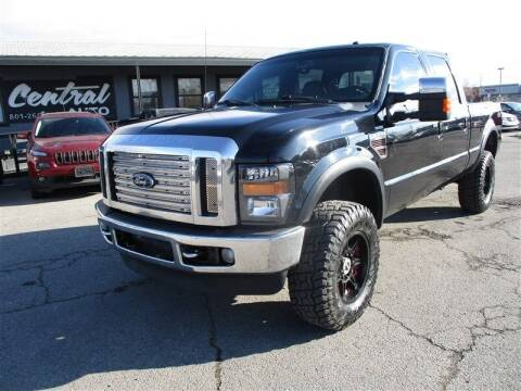 2010 Ford F-350 Super Duty for sale at Central Auto in South Salt Lake UT