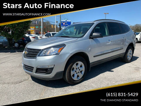 2015 Chevrolet Traverse for sale at Stars Auto Finance in Nashville TN