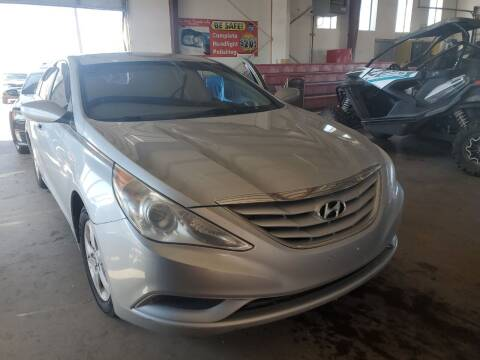 2011 Hyundai Sonata for sale at PYRAMID MOTORS - Pueblo Lot in Pueblo CO