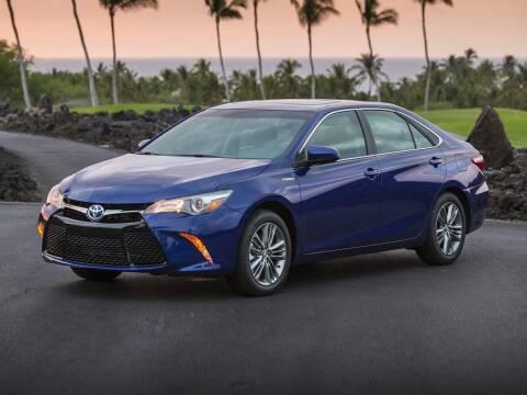 2016 Toyota Camry Hybrid for sale at Sundance Chevrolet in Grand Ledge MI