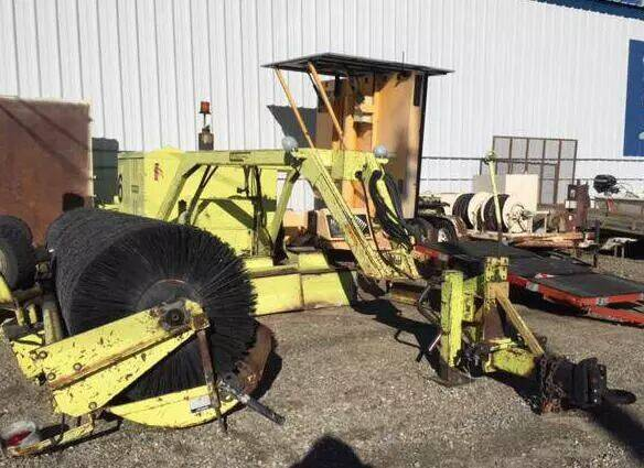 SWEEPSTER 16 FT SWEEPER for sale at Brand X Inc. in Mound House NV