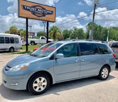 2006 Toyota Sienna for sale at Trust Motors in Jacksonville FL