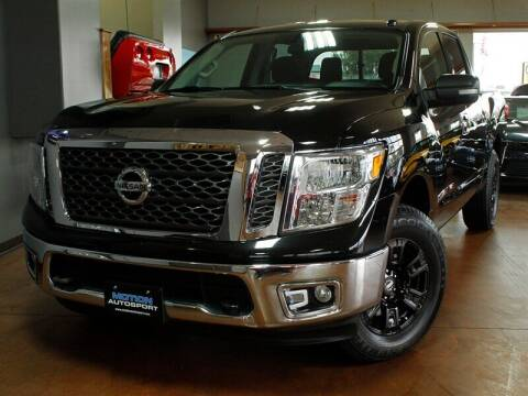 2018 Nissan Titan for sale at Motion Auto Sport in North Canton OH