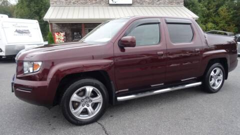 2008 Honda Ridgeline for sale at Driven Pre-Owned in Lenoir NC
