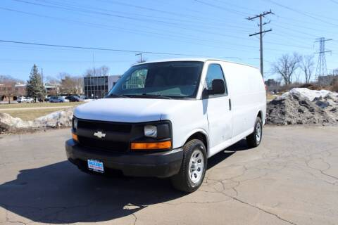 2009 Chevrolet Express Cargo for sale at Siglers Auto Center in Skokie IL