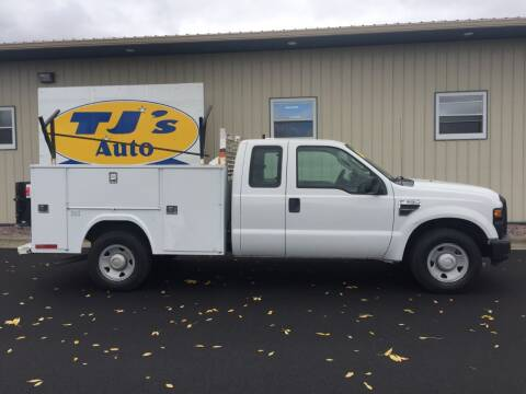 2008 Ford F-350 Super Duty for sale at TJ's Auto in Wisconsin Rapids WI
