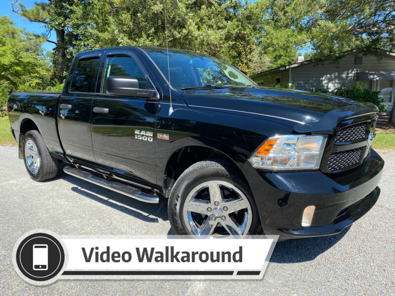 2013 RAM Ram Pickup 1500 for sale at Byron Thomas Auto Sales, Inc. in Scotland Neck NC
