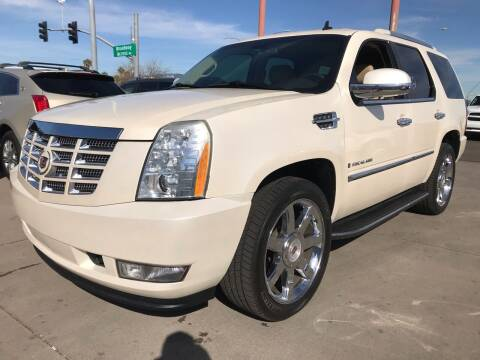 2009 Cadillac Escalade for sale at Town and Country Motors in Mesa AZ