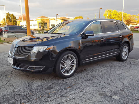 2013 Lincoln MKT for sale at AUTOSAVIN in Elmhurst IL