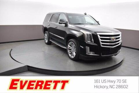 2016 Cadillac Escalade for sale at Everett Chevrolet Buick GMC in Hickory NC