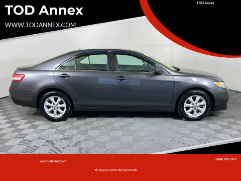 2010 Toyota Camry for sale at TOD Annex in North Dartmouth MA