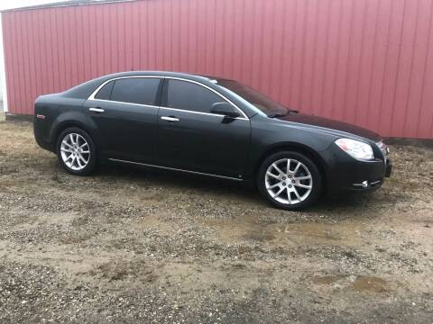2009 Chevrolet Malibu for sale at CARS R US in Caro MI