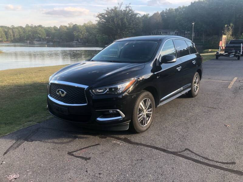 2018 Infiniti QX60 for sale at Village Wholesale in Hot Springs Village AR