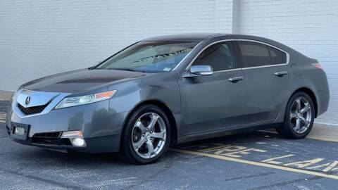 2010 Acura TL for sale at Carland Auto Sales INC. in Portsmouth VA