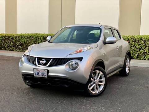 2013 Nissan JUKE for sale at Carfornia in San Jose CA