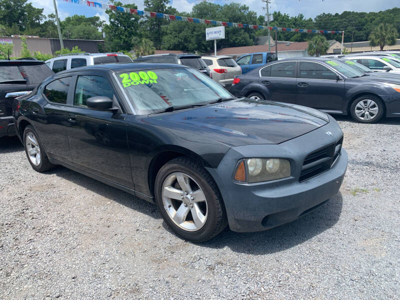 2008 Dodge Charger for sale at Auto Mart - Dorchester in North Charleston SC