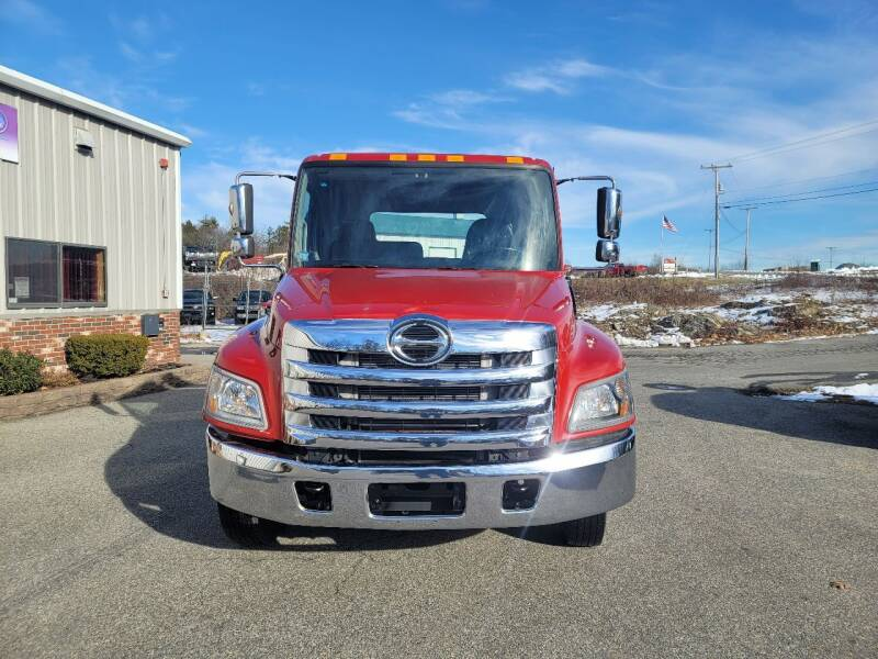 2016 Hino 238 for sale at GRS Auto Sales and GRS Recovery in Hampstead NH