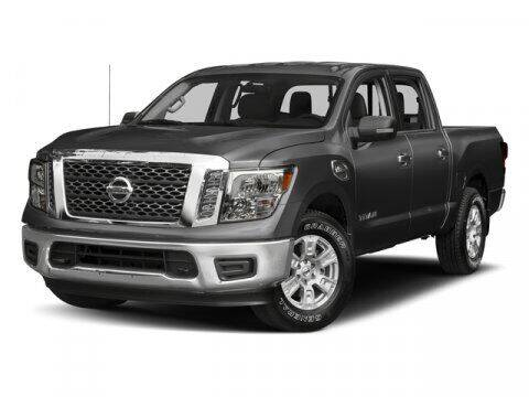 2017 Nissan Titan for sale at Auto Finance of Raleigh in Raleigh NC
