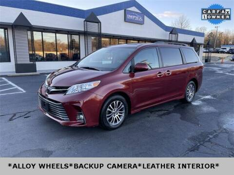 2020 Toyota Sienna for sale at Impex Auto Sales in Greensboro NC