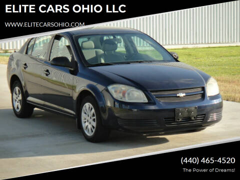 2010 Chevrolet Cobalt for sale at ELITE CARS OHIO LLC in Solon OH