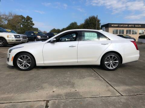 2018 Cadillac CTS for sale at Bobby Lafleur Auto Sales in Lake Charles LA